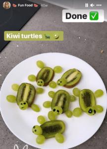 Kiwi turtles
