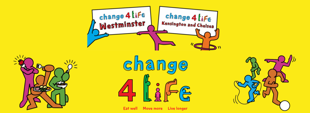 Change4Life banner image